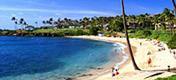 Havajské ostrovy - ostrov Maui - pláž