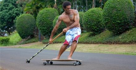 Hawai - Buttons big stick